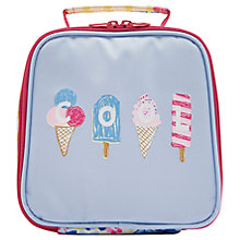 Buy Joules Margate Cool Lunch Box, Blue/Multi Online at johnlewis.com