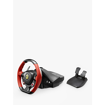 Image of Thrustmaster Ferrari 458 Spider Racing Wheel for Xbox One