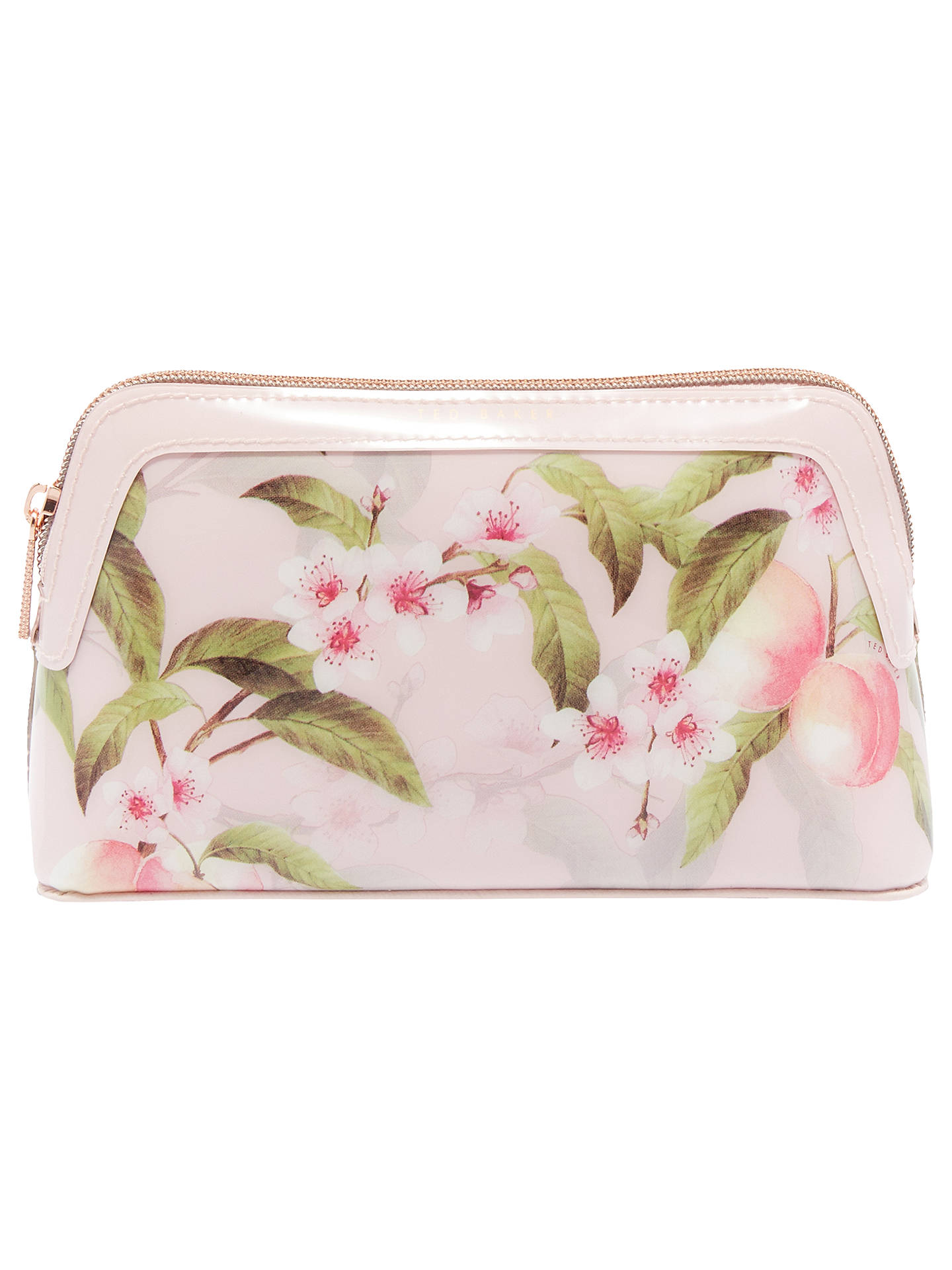 015e29c8a8a1b1 Buy Ted Baker Blondel Peach Blossom Makeup Bag