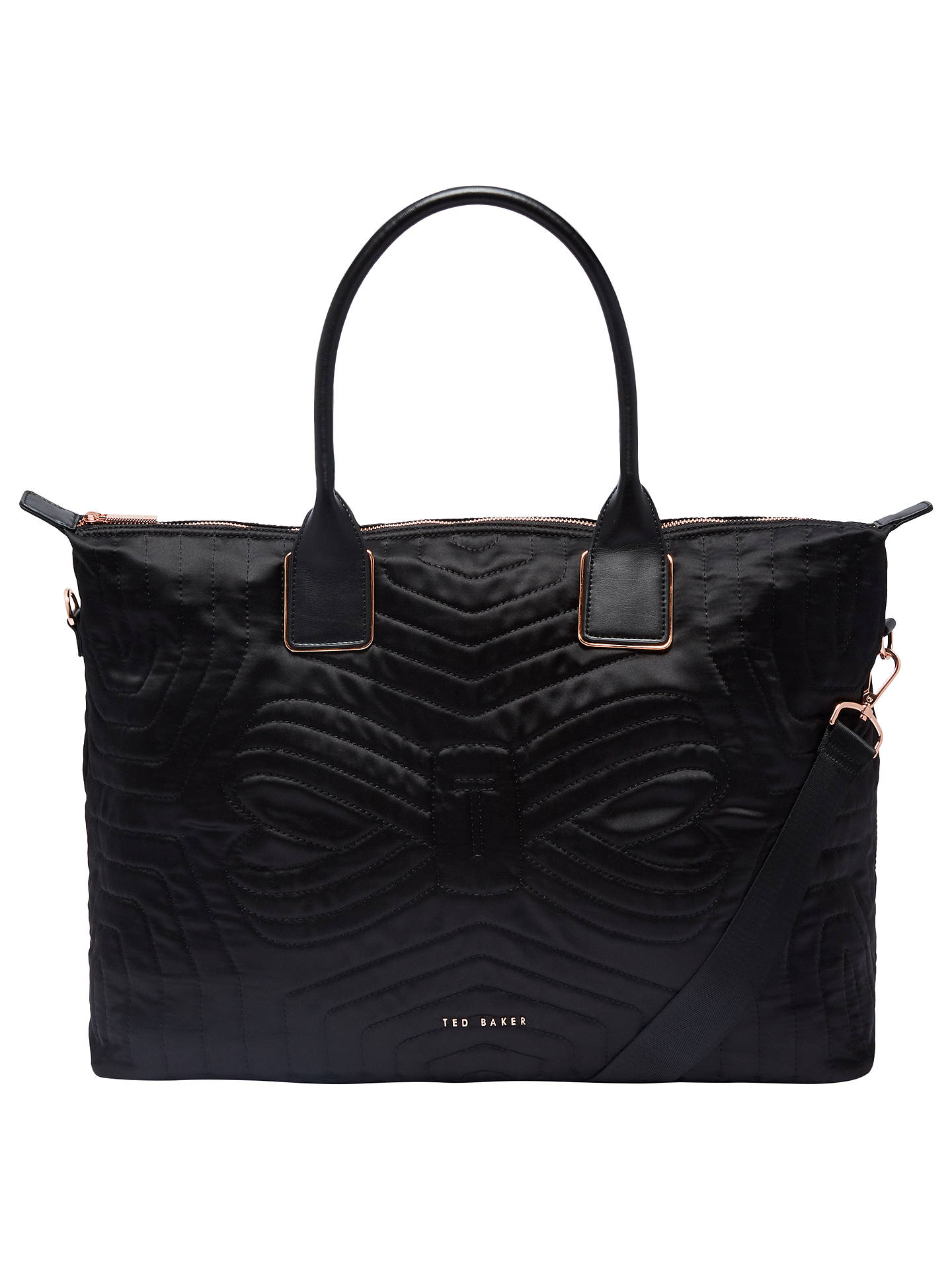 901269f2946b Ted Baker Fit to a T Agaria Large Tote Bag at John Lewis   Partners