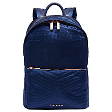 Buy Ted Baker Fit to a T Akija Backpack Online at johnlewis.com