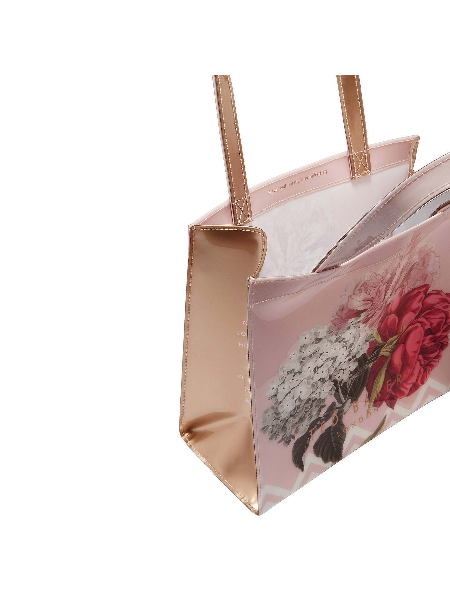 a2815d187920 Buy Ted Baker Chaicon Palace Gardens Small Shopper Bag