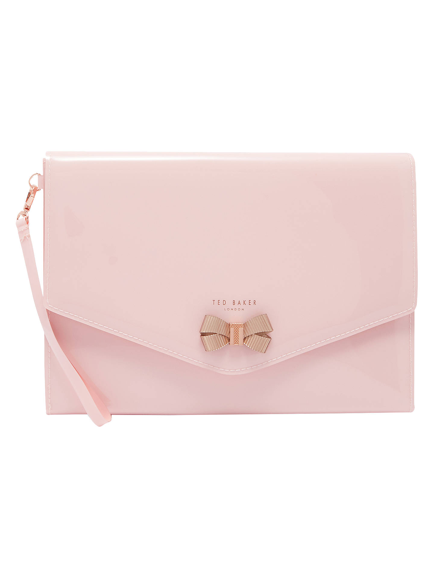 be096ddf7c4 Ted Baker Luanne Envelope Pouch Purse at John Lewis   Partners