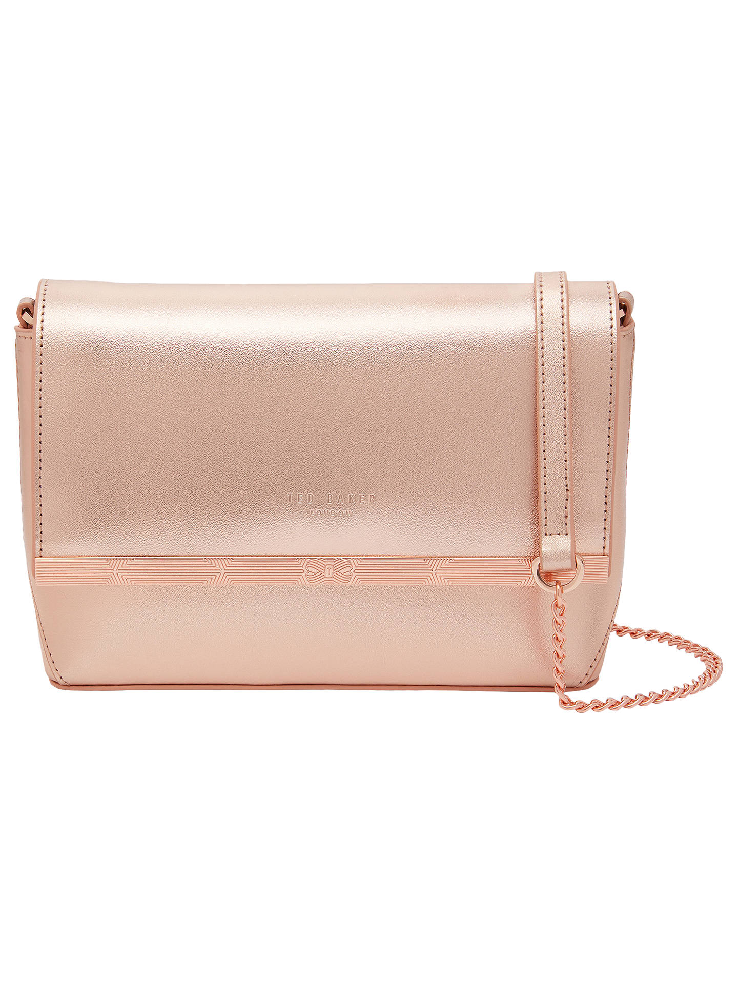 3d098fcce5c6 Buy Ted Baker Melisaa Leather Cross Body Bag