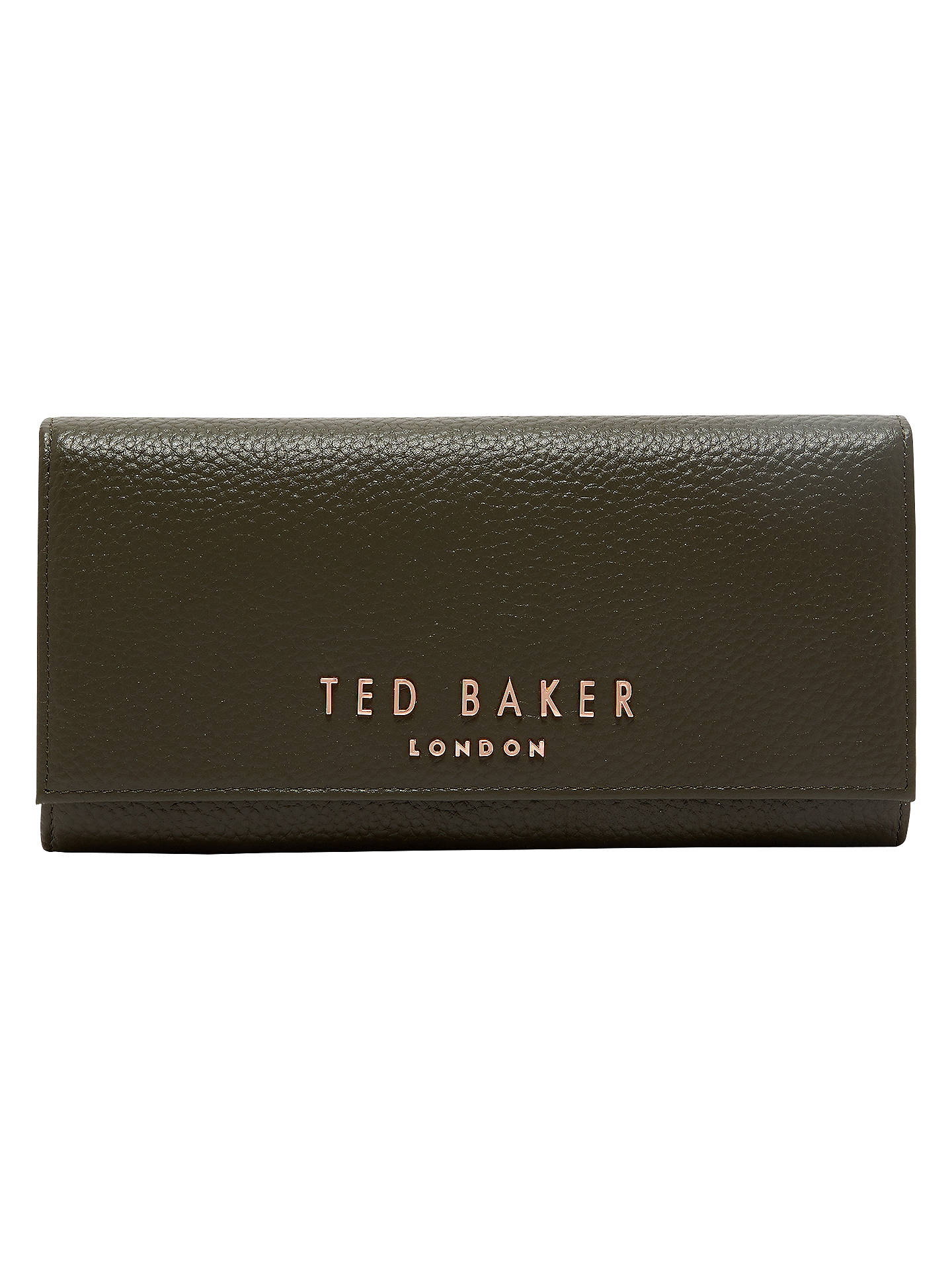 a53d649295f4 Ted Baker Lura Leather Matinee Purse at John Lewis   Partners