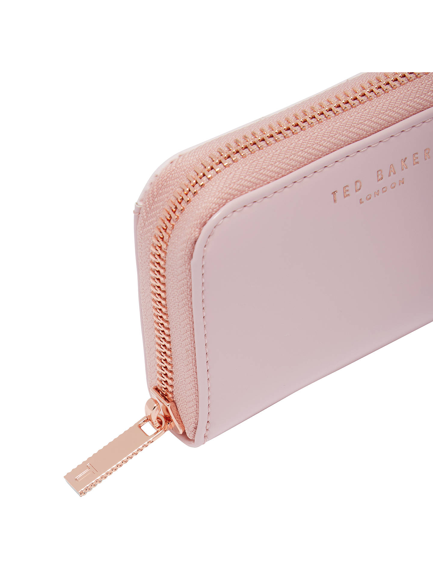 e7f9039e7154 Ted Baker Omarion Leather Mini Purse at John Lewis   Partners