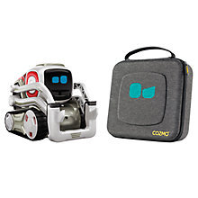 Buy Anki Cozmo Robot and Carry Case bundle Online at johnlewis.com