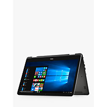 "Buy Dell Inspiron 13 5000 Series Convertible Laptop, Intel Core i5, 8GB RAM, 256GB SSD, 13.3"", Full HD, Grey Online at johnlewis.com"