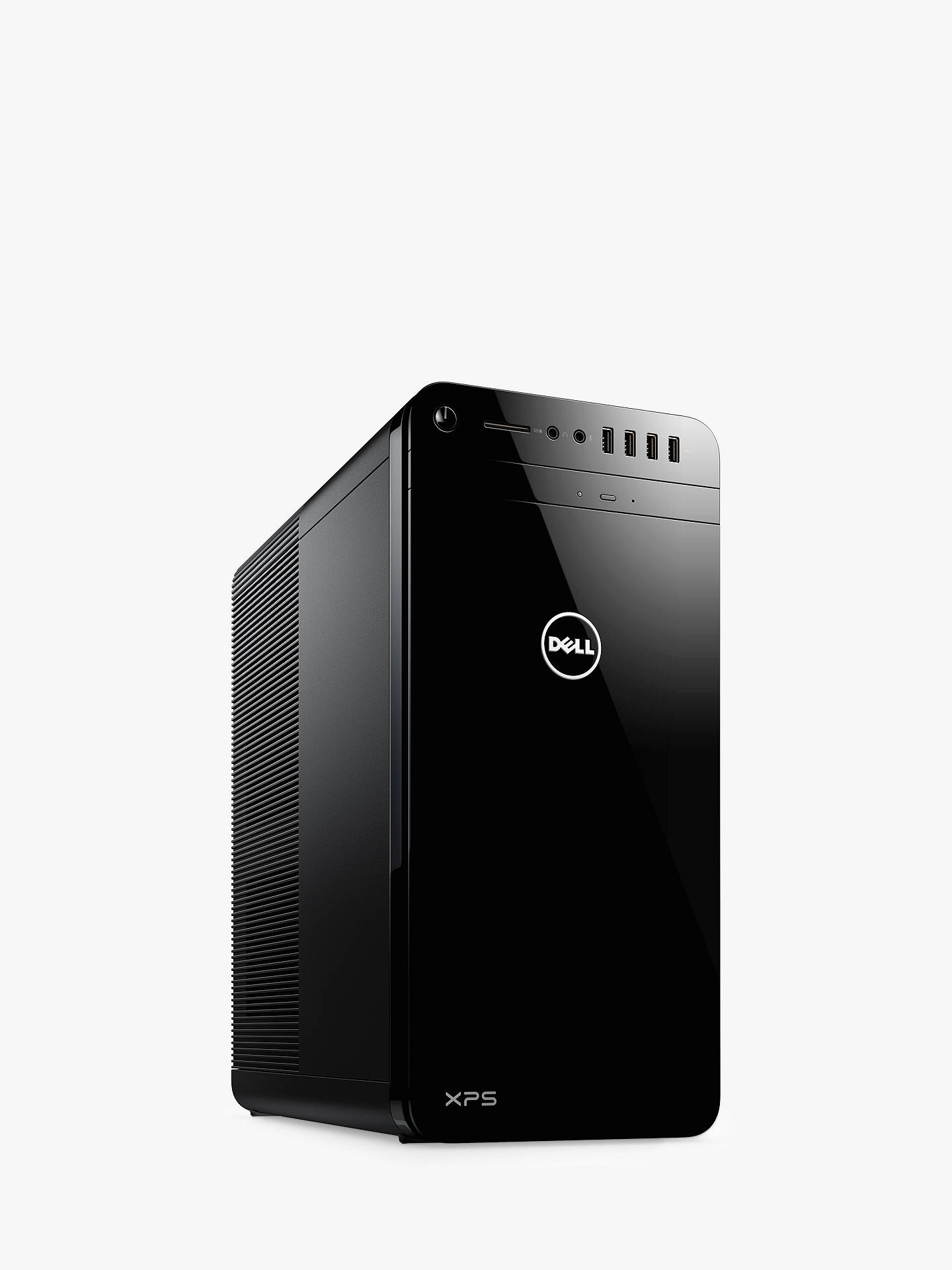 BuyXPS 8900 Desktop, Intel Core i5, 8GB RAM, 1TB HDD + 16GB Intel Optane Memory, Black Online at johnlewis.com