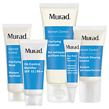 Buy Murad 30 Day Blemish Control Kit Online at johnlewis.com