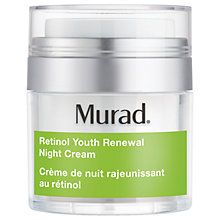 Buy Murad Retinol Youth Renewal Night Cream, 50ml Online at johnlewis.com