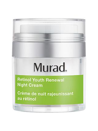 Murad Retinol Youth Renewal Night Cream, 50ml