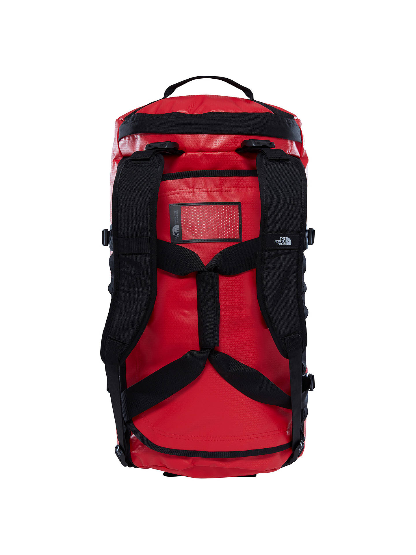 BuyThe North Face Base Camp Duffle Bag, Medium, Red Online at johnlewis.com