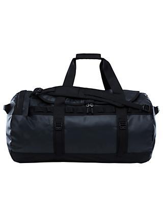 The North Face Base Camp Duffle Bag, Medium, Black