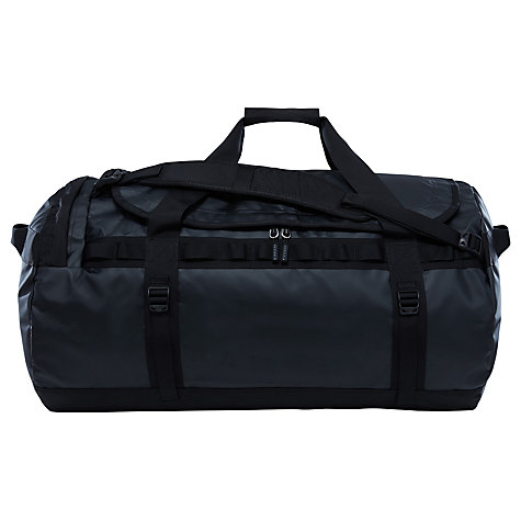 Buy The North Face Base Camp Duffle Bag Large Black Online At Johnlewis