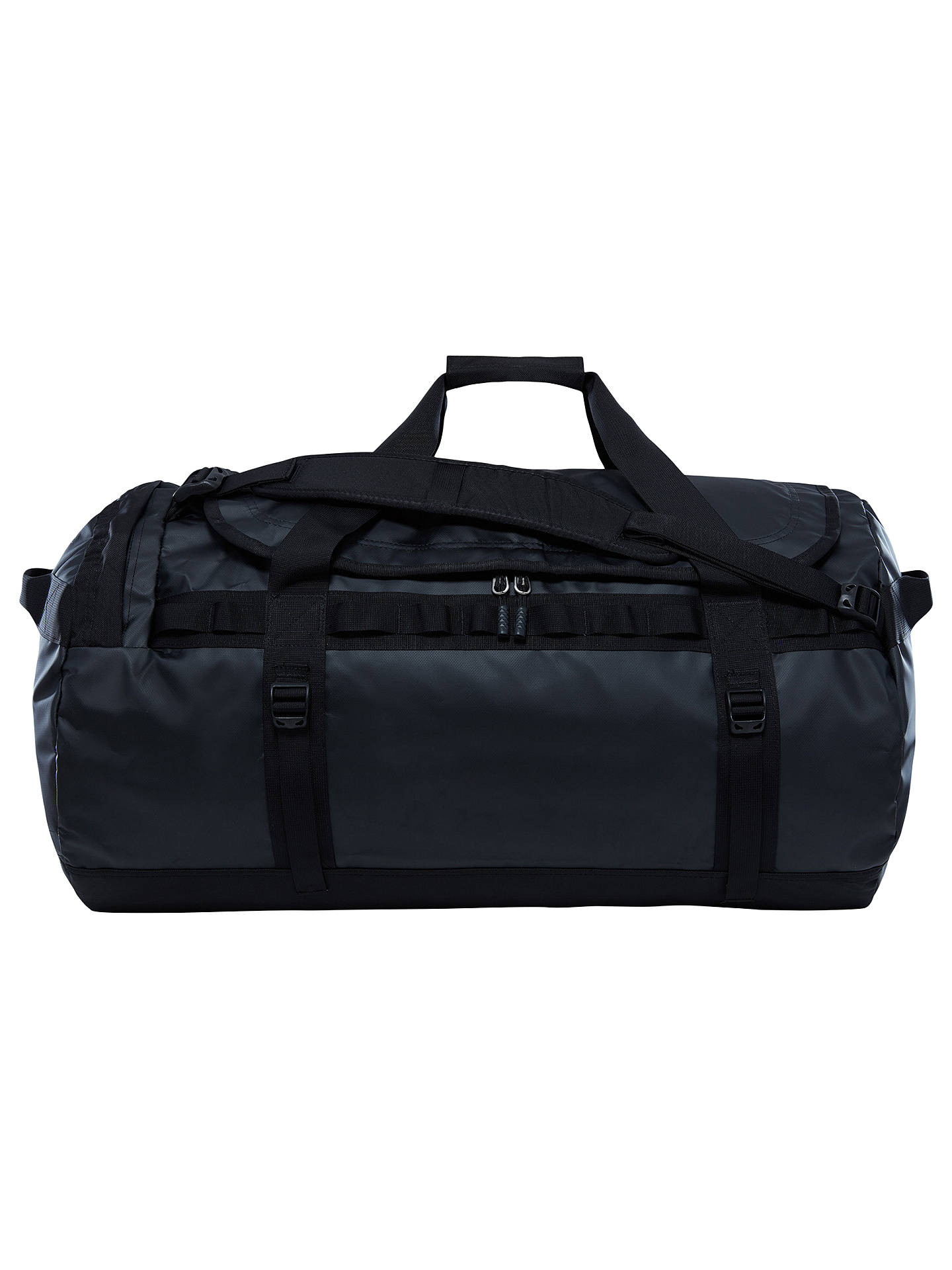 Buy The North Face Base Camp Duffle Bag, Large, Black Online at johnlewis.com