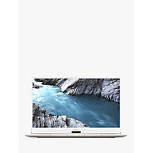 "Buy Dell XPS 13 9370 Laptop, Intel Core i7, 16GB RAM, 512GB SSD, 13.3"" UltraSharp 4K, Gold/White Online at johnlewis.com"