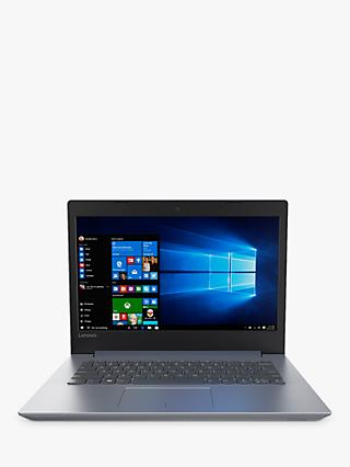 "Lenovo IdeaPad 320-14IKB Laptop, Intel Core i3, 8GB, 128GB SSD, 14"", Denim Blue"