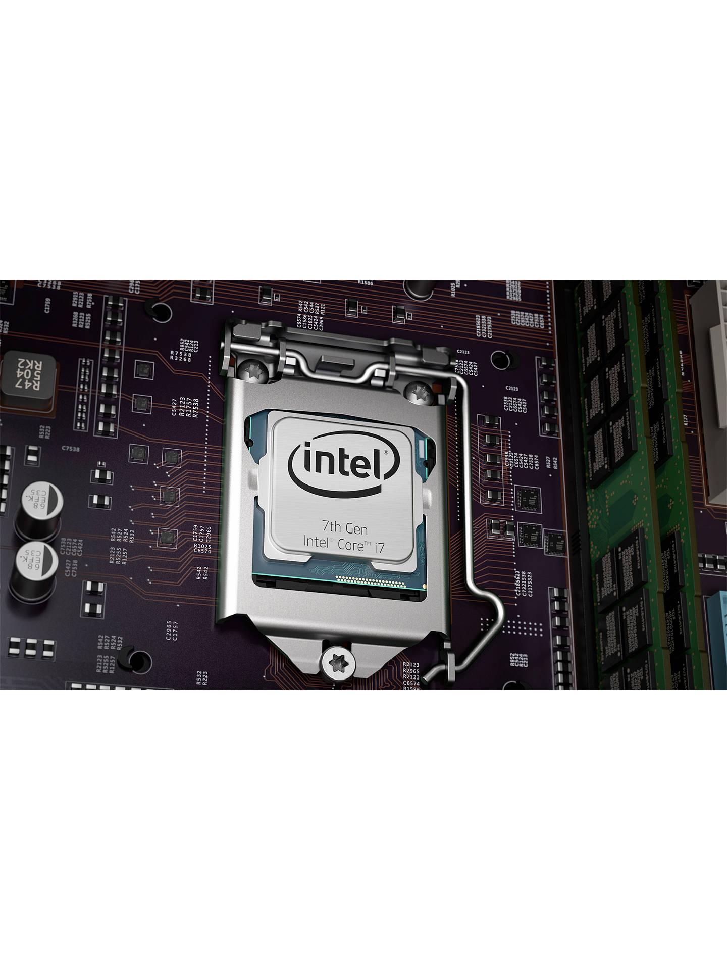 Lenovo Legion Y520 90JB0018UK Gaming PC, Intel Core i7, 8GB RAM + 16GB  Intel Optane Memory, 2TB HDD, GeForce GTX 1060, Black
