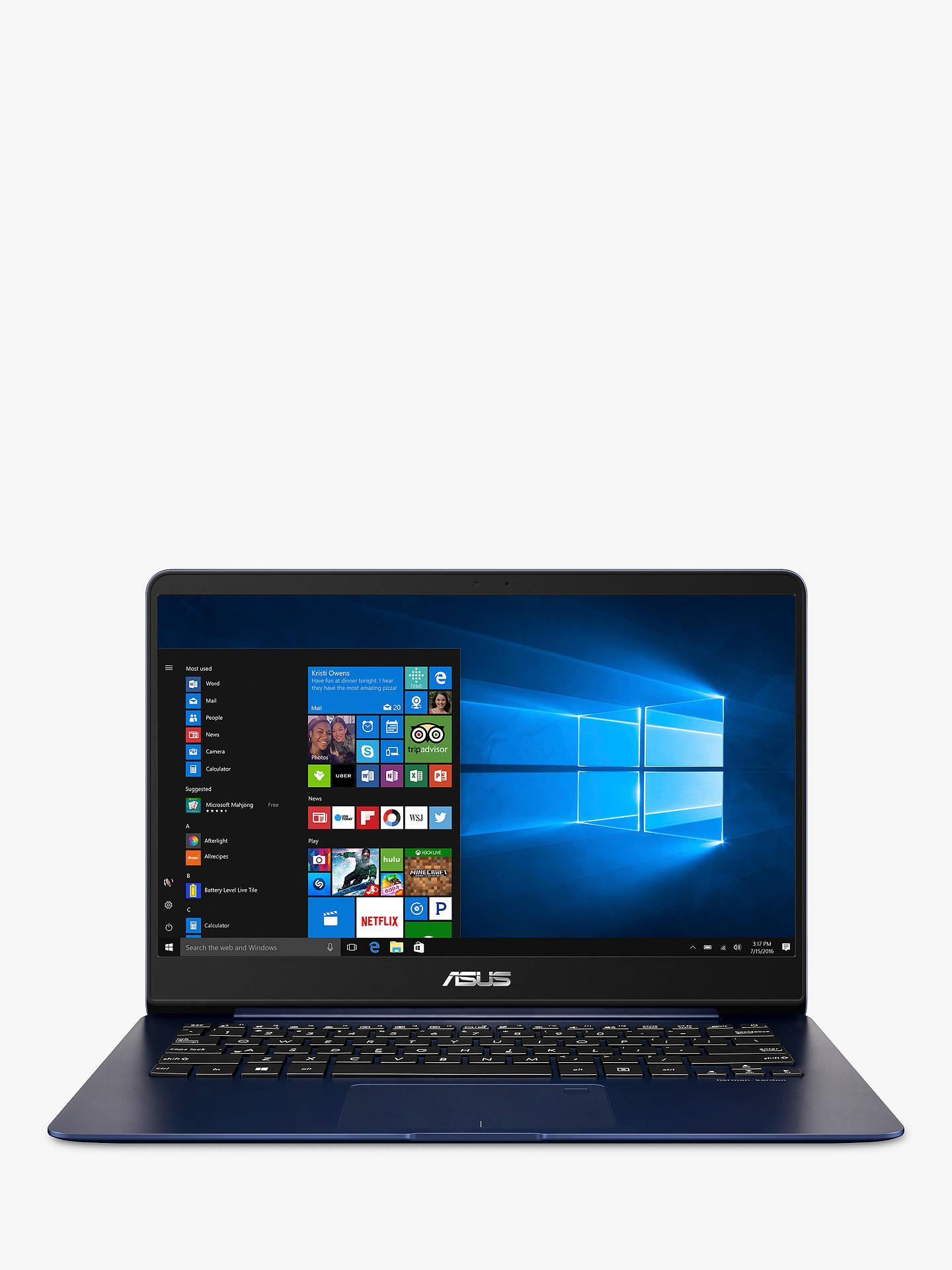ASUS Zenbook UX430UA-GV415T Laptop, Intel Core i7, 8GB