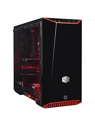 Scan LN85701 Gaming PC, Intel Core i3, 8GB RAM, 1TB HDD, GeForce GTX 1050Ti, Black