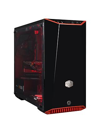 Scan LN85700 Gaming PC, Intel Core i3, 8GB RAM, 1TB HDD, GeForce GTX 1060, Black