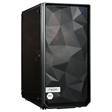 Buy Scan 3XS LN85696 Gaming PC, Intel Core i5, 16GB RAM, 2TB HDD + 250GB SSD, GeForce GTX 1070 Ti, Black Online at johnlewis.com