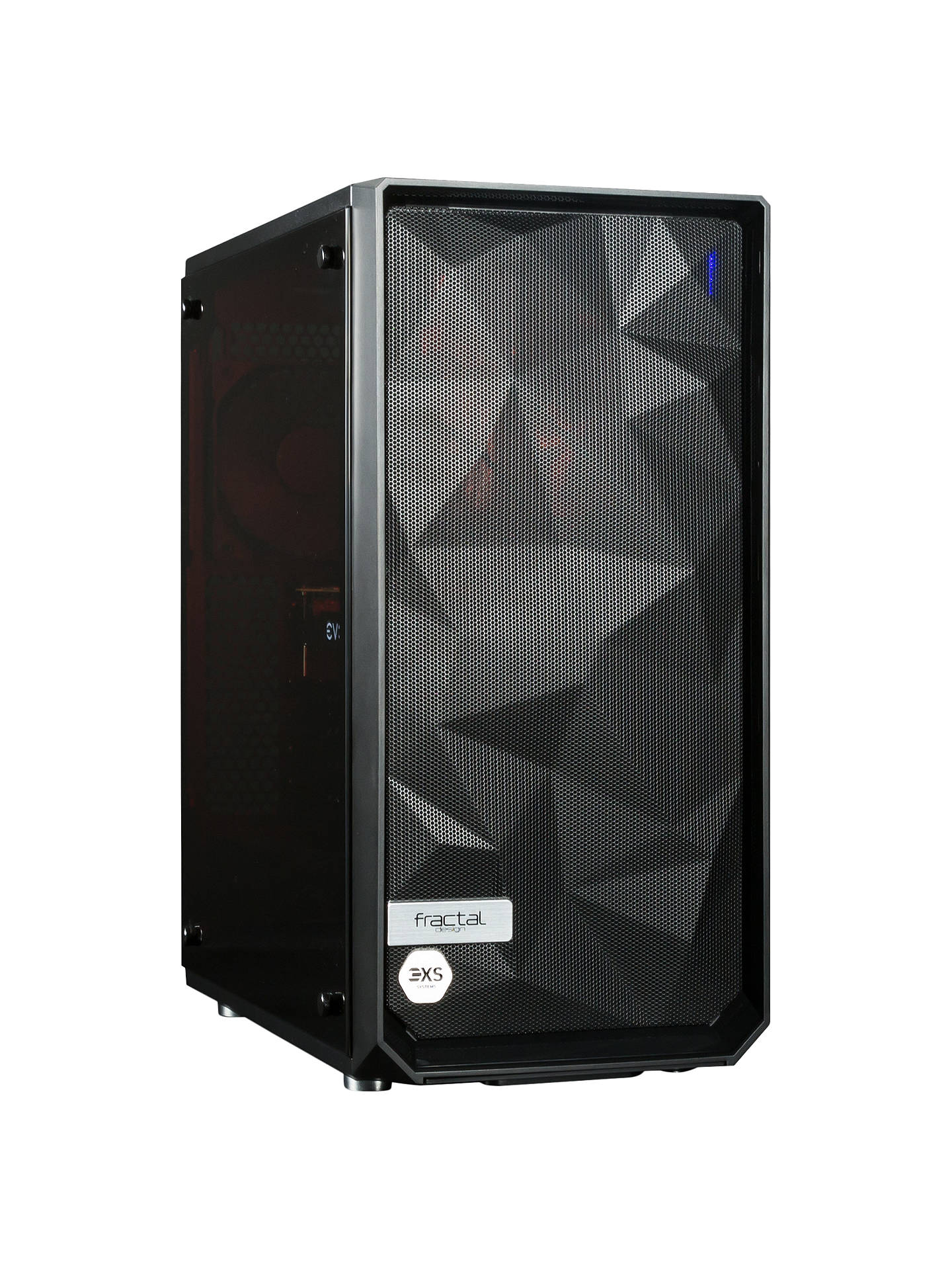 BuyScan 3XS LN85696 Gaming PC, Intel Core i5, 16GB RAM, 2TB HDD + 250GB SSD, GeForce GTX 1070 Ti, Black Online at johnlewis.com