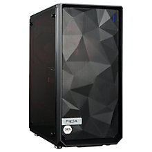 Buy Scan 3XS LN85698 Gaming PC, Intel Core i5, 16GB RAM, 2TB HDD + 250GB SSD, GeForce GTX 1060, Black Online at johnlewis.com