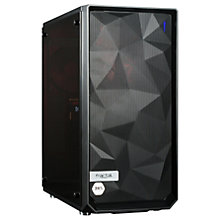 Buy Scan 3XS LN85697 Gaming PC, Intel Core i5, 16GB RAM, 2TB HDD + 250GB SSD, GeForce GTX 1070, Black Online at johnlewis.com