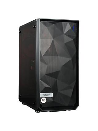 Scan 3XS LN85695 Gaming PC, Intel Core i7, 16GB RAM, 2TB HDD + 500GB SSD, GeForce GTX 1080Ti, Black