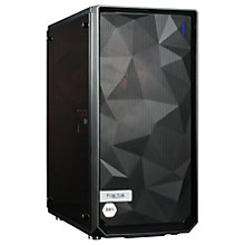 Buy Scan 3XS LN85735 Gaming PC, Intel Core i7, 16GB RAM, 2TB HDD + 500GB SSD, GeForce GTX 1070 Ti, Black Online at johnlewis.com