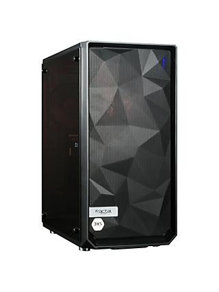 Scan 3XS LN85735 Gaming PC, Intel Core i7, 16GB RAM, 2TB HDD + 500GB SSD, GeForce GTX 1070 Ti, Black