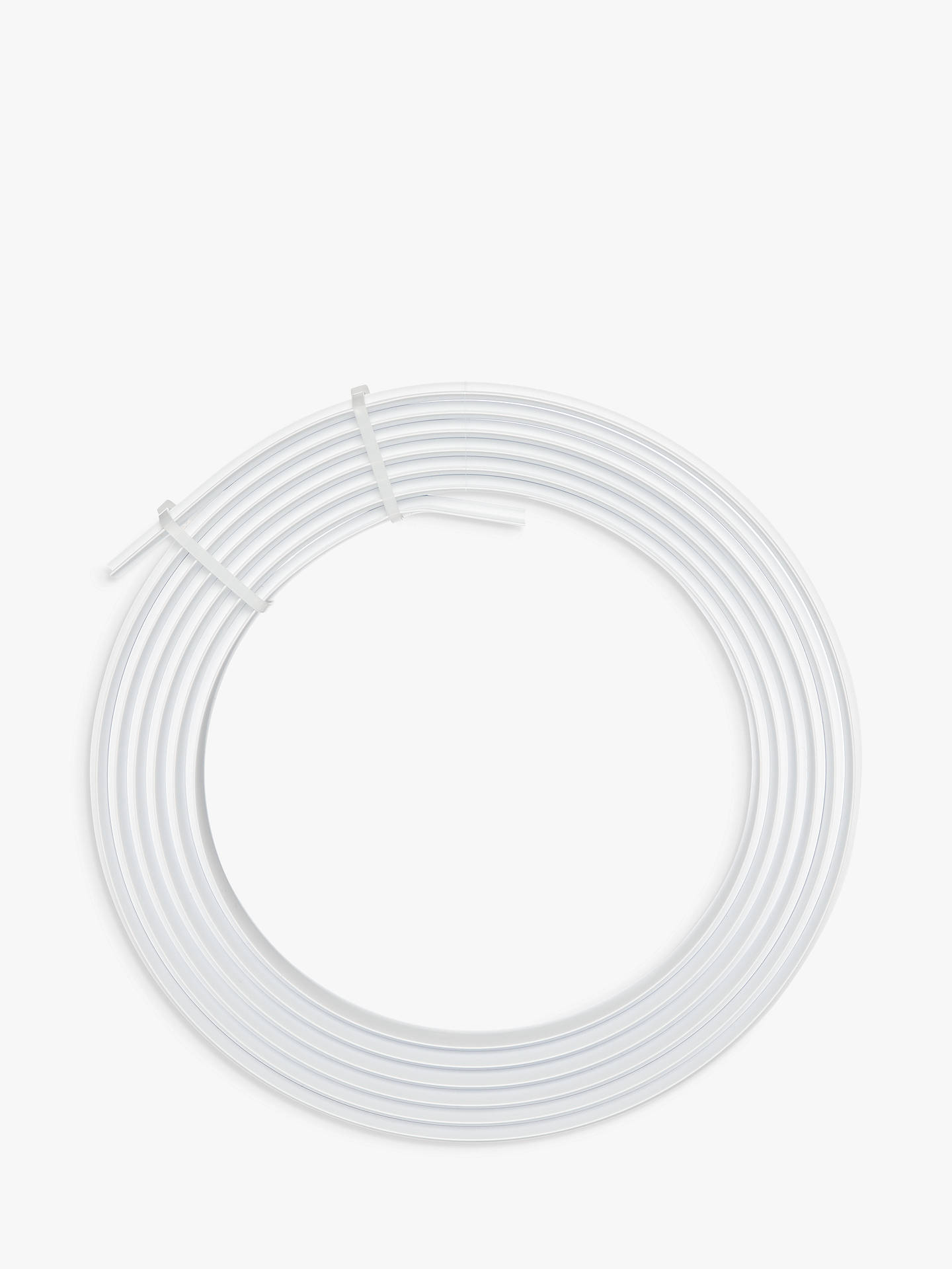 BuyJohn Lewis & Partners Coiled Curtain Track, 5m Online at johnlewis.com