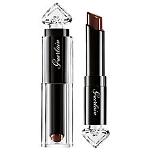 Buy Guerlain La Petite Robe Noire Deliciously Shiny Lip Colour Online at johnlewis.com