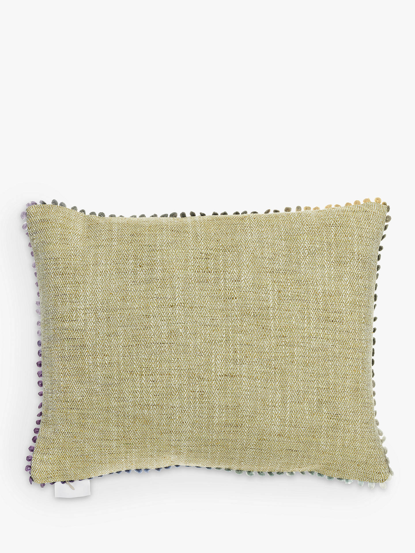 BuyVoyage Chaffinch Cushion, Multi Online at johnlewis.com