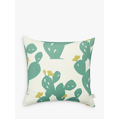Scion Opunita Cushion, Green