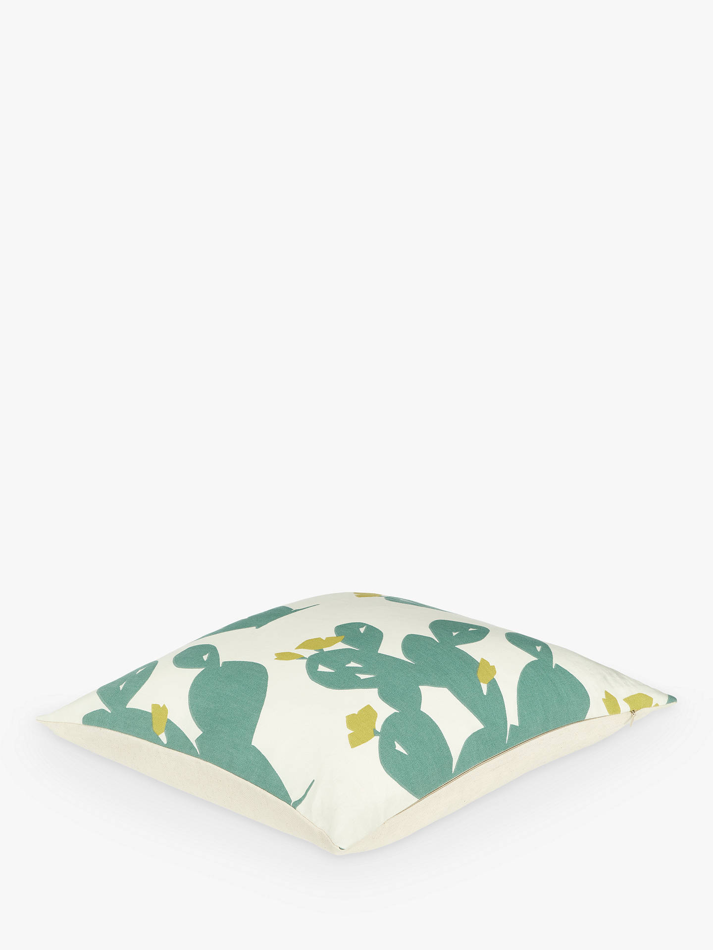 Buy Scion Opunita Cushion, Green Online at johnlewis.com