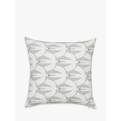 Scion Pajaro Cushion, Grey