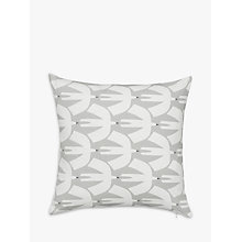Buy Scion Pajaro Cushion, Grey Online at johnlewis.com
