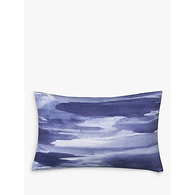 John Lewis Watercolour Seascape Cushion