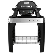 Buy Weber Pulse 1000 Electric BBQ with Stand, Black Online at johnlewis.com