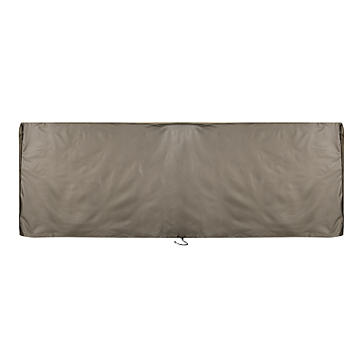 John Lewis Outdoor Furniture Modular Lounging Set Cover, Grey