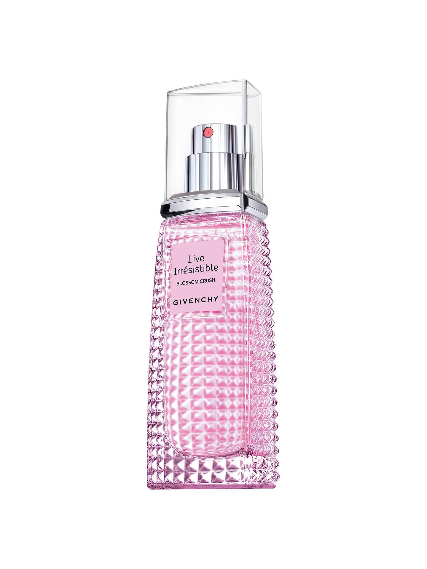 7ea44226f Buy Givenchy Live Irrésistible Blossom Crush Eau de Toilette, 30ml Online  at johnlewis.com ...