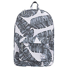 Buy Herschel Supply Co. Classic Backpack, Green Online at johnlewis.com
