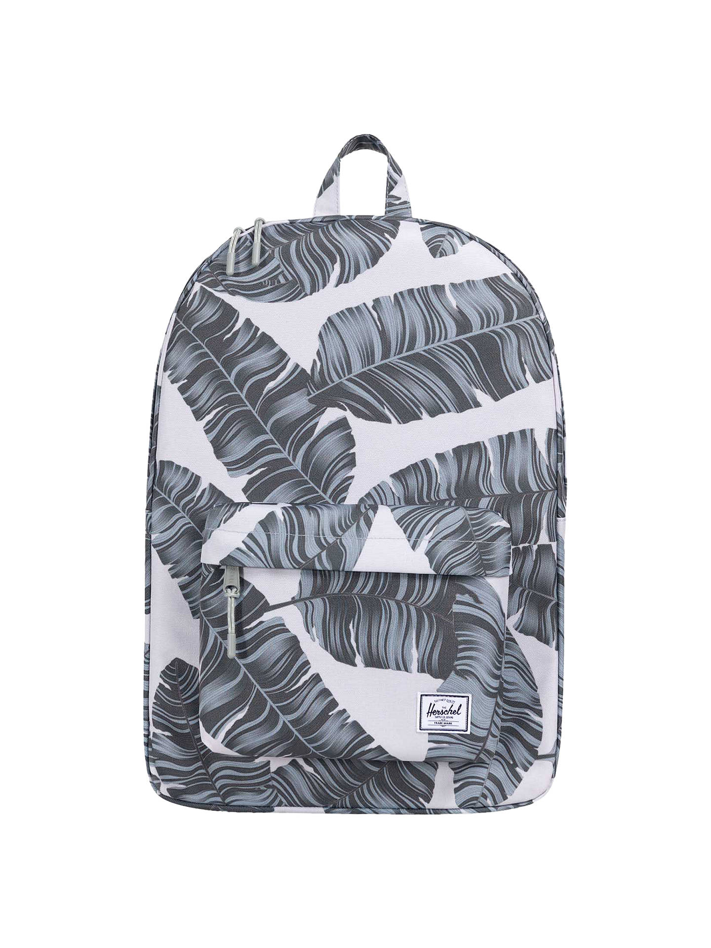 BuyHerschel Supply Co. Classic Backpack, Green Online at johnlewis.com