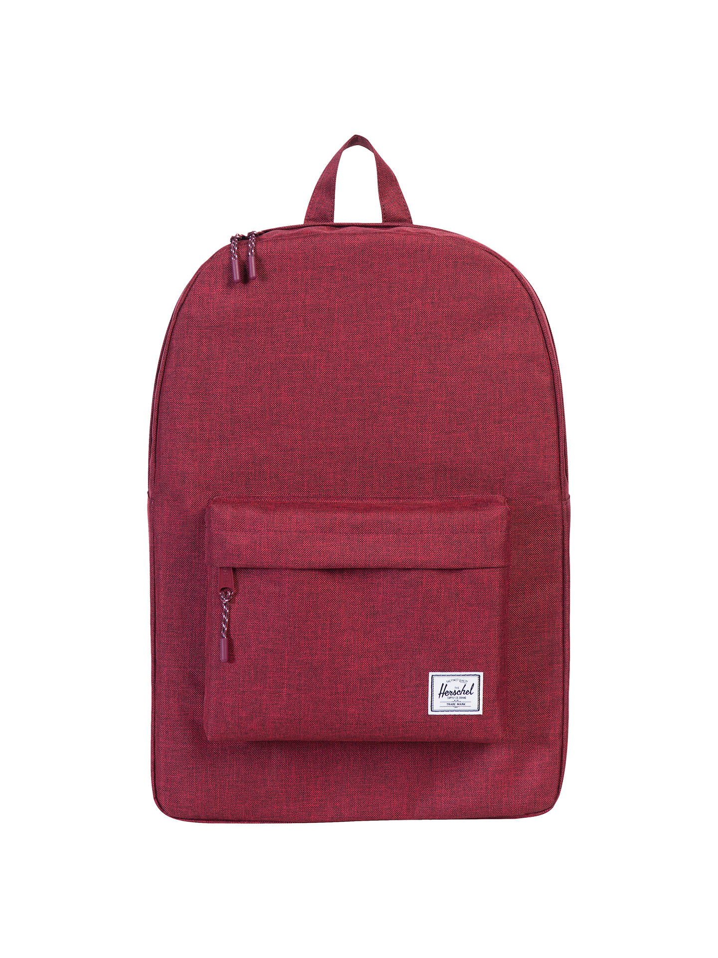 Herschel Supply Co. Classic Backpack at John Lewis   Partners 7e31aed0fa