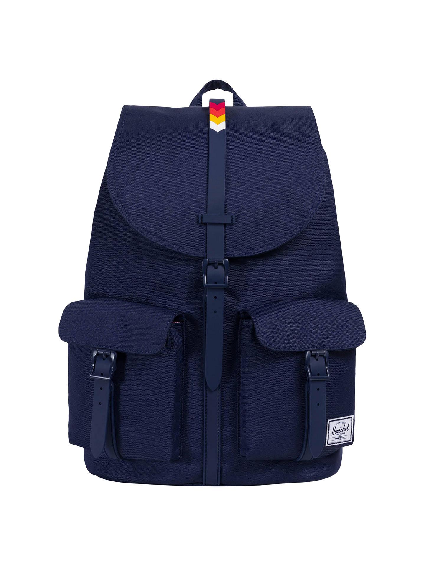 bab85e719 Buy Herschel Supply Co. Dawson Backpack, Blue Online at johnlewis.com ...