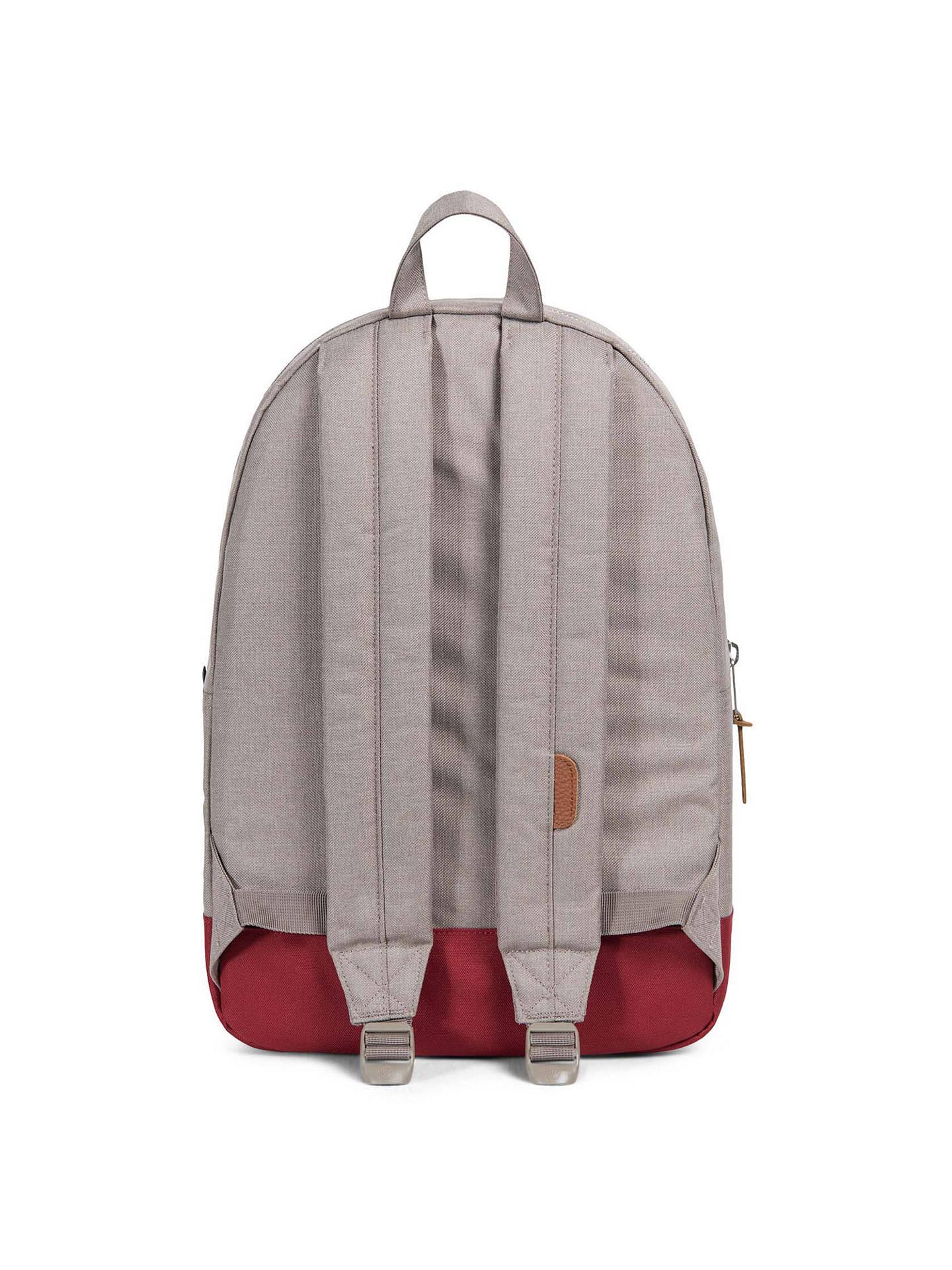 f1e694bb473 Herschel Supply Co. Settlement Backpack at John Lewis   Partners
