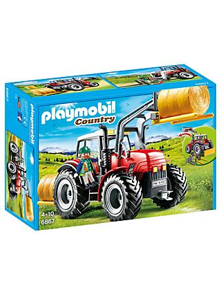 Playmobil Country 6867 Large Tractor